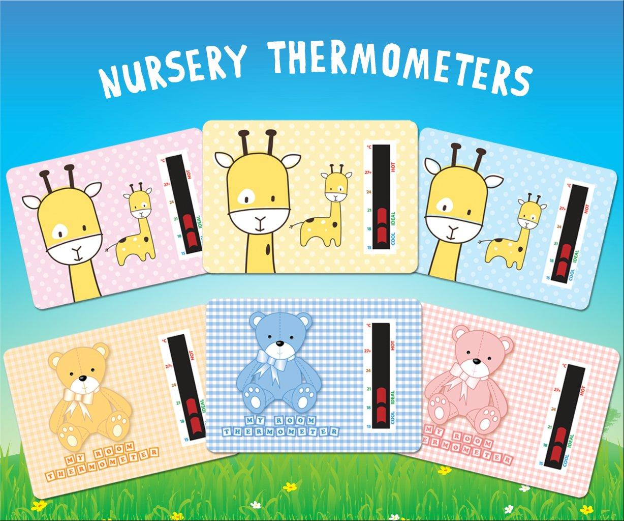 Moving Line Baby Room Thermometers now in stock.